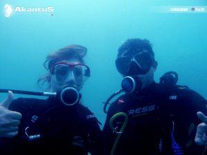 Batismo – Ilhas Duas irmãs