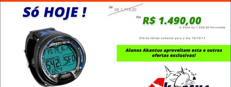 Rapidinha Akantus – Computador Leonardo CRESSI