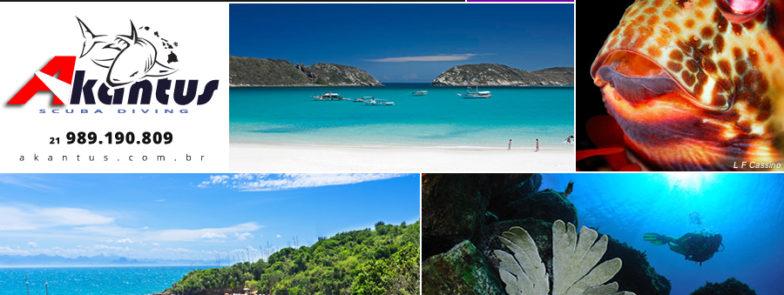 Mergulhos em Cabo Frio – 02 e 03 – DEZ